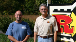 Rob Elmore and Bob Critz